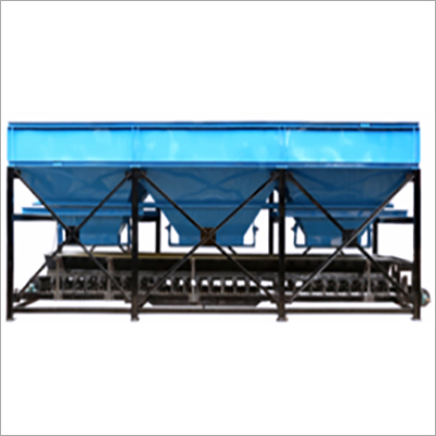 Three Bin Batching Plant -5 Ton Cap