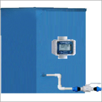 Water Tank with water meter For Concrete Mixer
