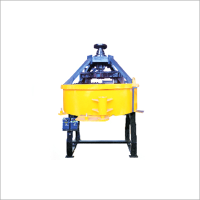 Planetary Type Pan Mixers