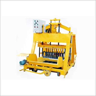 Egg Laying Concrete Block Machines