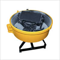 Roller - Arm Type Pan Mixer