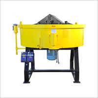 Roller - Arm Type Pan Mixers