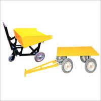 Four Wheel Travel Trolleys - 4 Wheel Travel Trolley