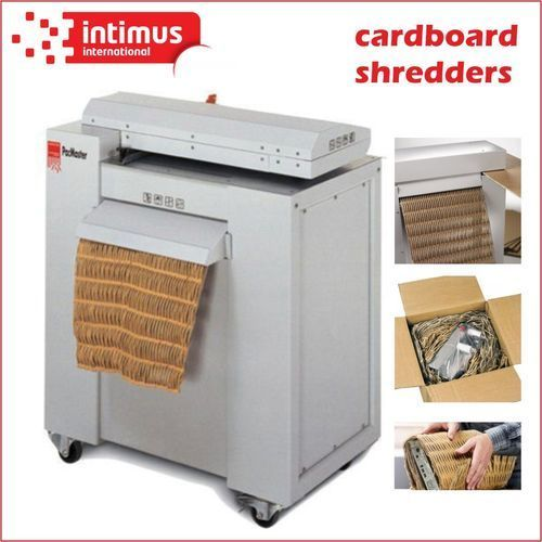 Cardboard Shredder for Packaging