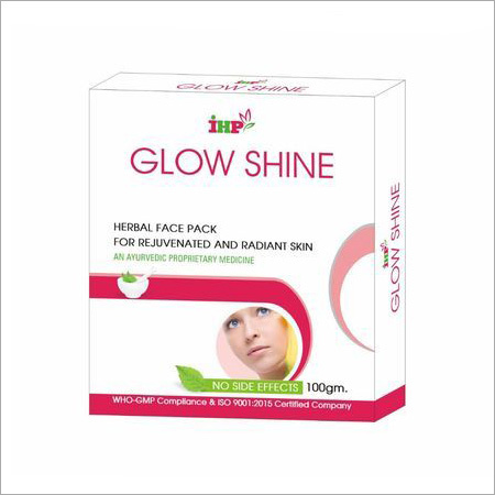 Glow Shine Herbal Face Pack