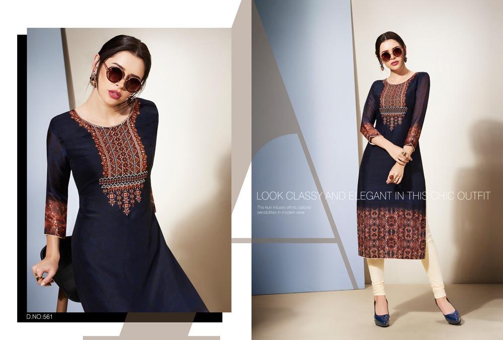 Ladies Designer Kurtis