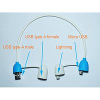 3 in 1 OTG Cable