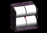 Inter Fold Tissue Dispensers
