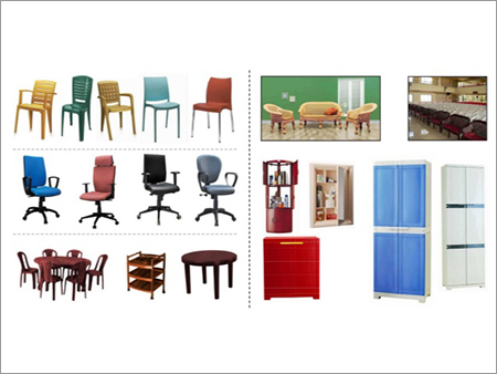 Nilkamal Plastic Furniture