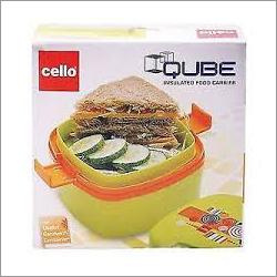 Cello Qube Lunch Box