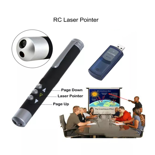 RC Laser Pointer