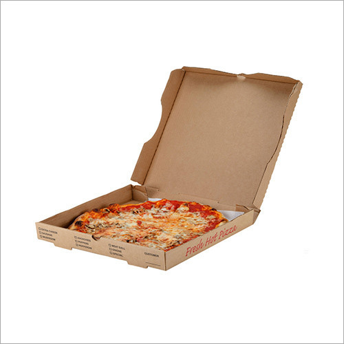 Pizza Packaging Corrugated Boxes