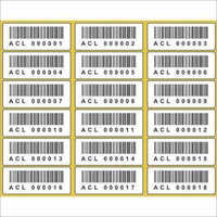 Non Adhesive Paper Labels