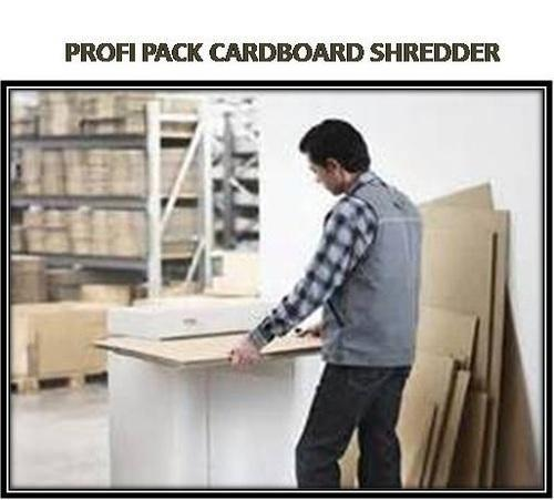 Profi Pack Cardboard Shredder