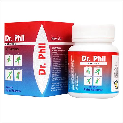Dr. Phil Capsule