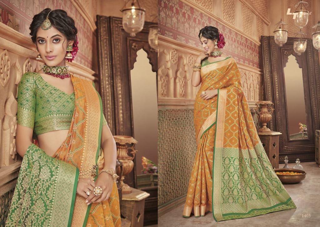 Designer Patola Silk Sarees