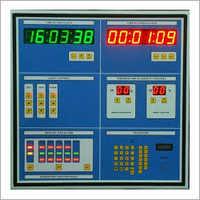 Membrane Control Panel