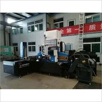 Three coordinate gun drilling machine