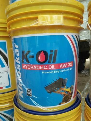 K Oil Hydraulic Oil 32 Kirloskar