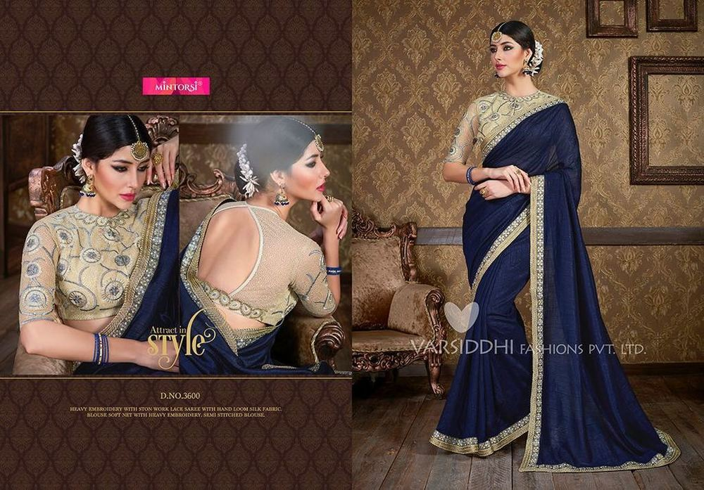Party Wear Designer Sarees Online