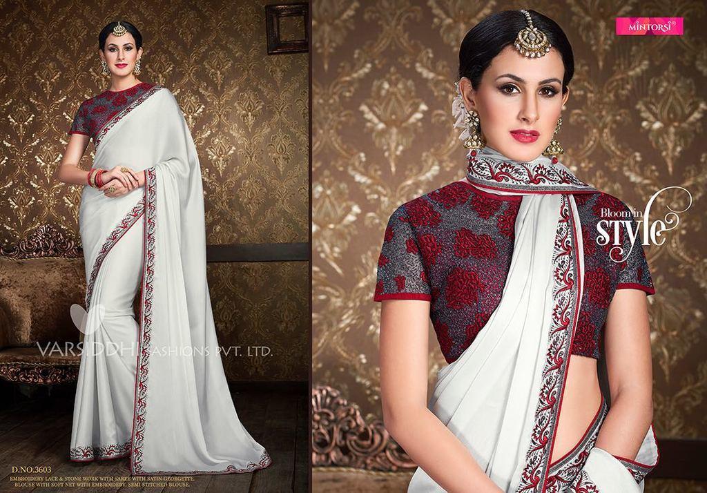 Party Wear Designer Sarees Online
