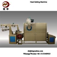 heat setting machine for circular knitting fabric