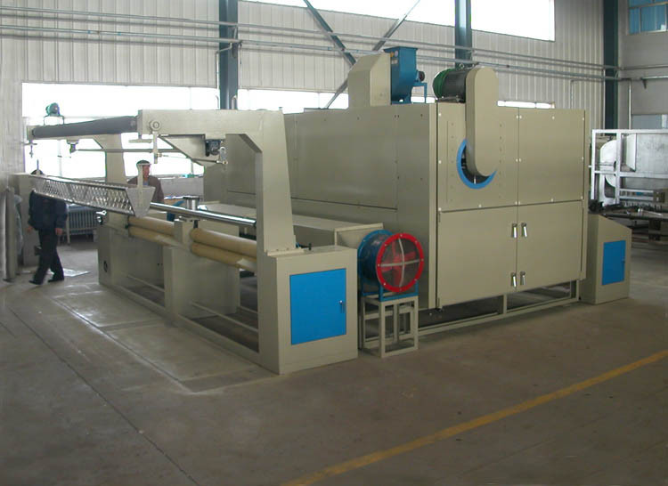 Heat Setting Machine For Circular Knitting Fabric