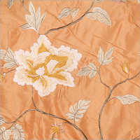 Polyester Taffeta Embroidery Fabric