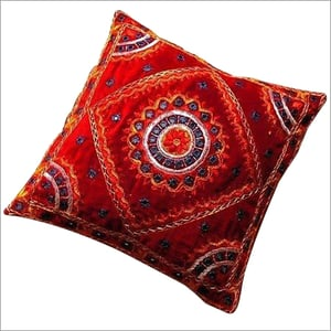 Mirror Patchwork Cushion Cover