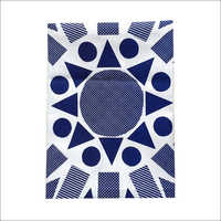 Block Printed Tea Towel
