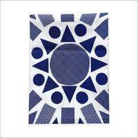 Block Printed Tea Towel