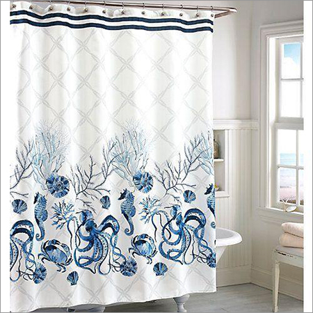 Cotton Shower Curtains