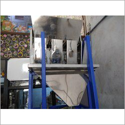 Four Head Linear Weigher Packing Machine