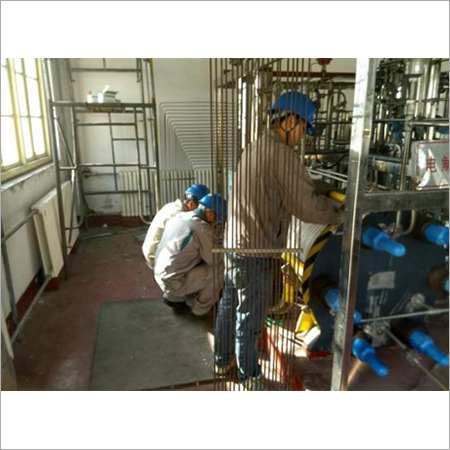 Overhauling and Commissioning Service for Water Electrolysis Hydrogen Generator