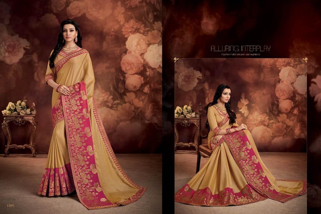 Beautiful Party Wear Designer Sarees