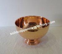 Copper Fruit bowl