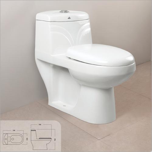 One Piece Toilet - 2272