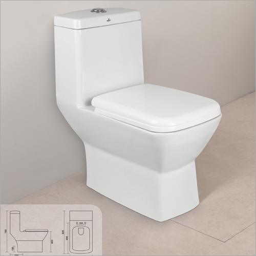 One Piece Toilet - 5001