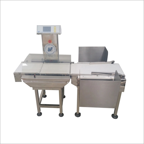 Dynamic Checkweigher Machine