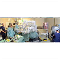 Robotic Surgeries Consultant Services