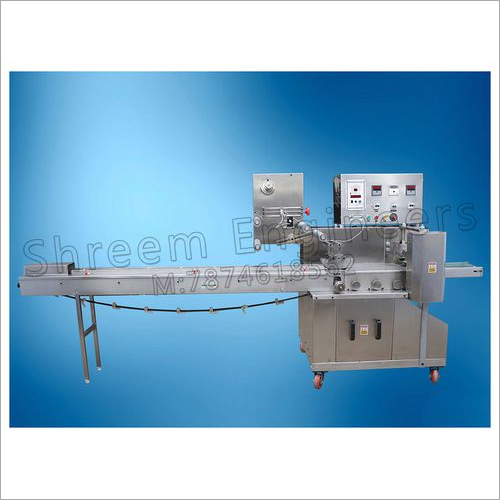 Dish Wash Bar Packing Machine