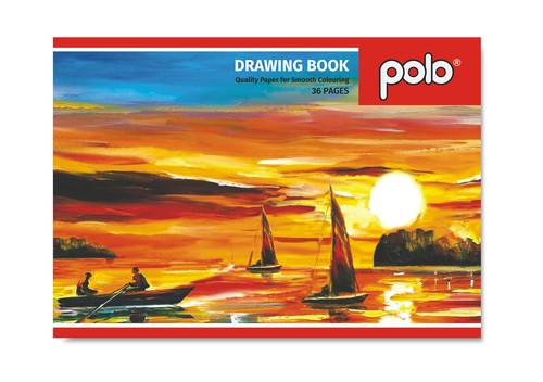 Polo Drawing Book