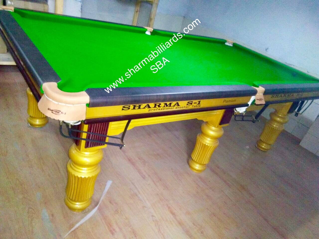 Pool Table in Italian slates