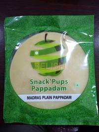 Plain Madras Pappadam
