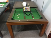 7ft American Pool Table