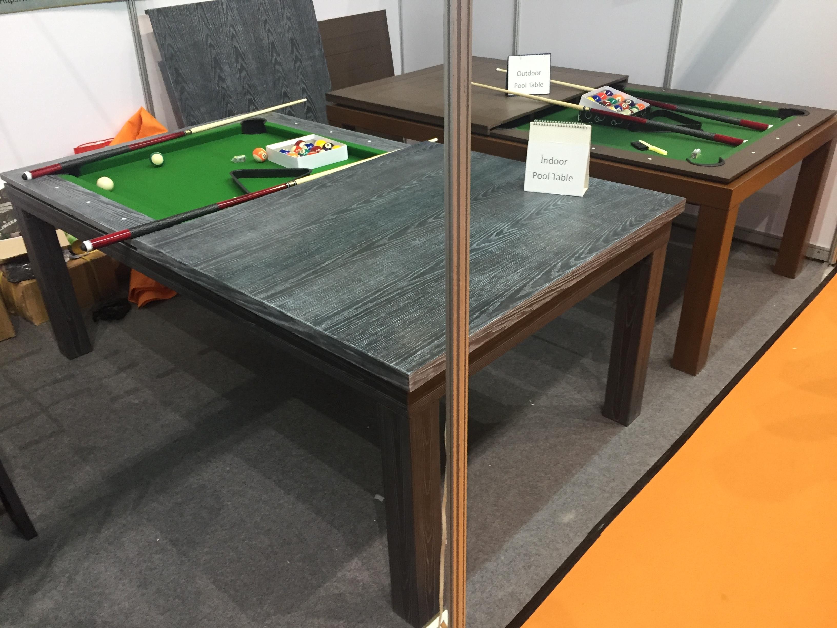 7ft American Pool Table