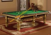 S1 Premium Snooker Table
