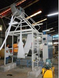 knit fabrics dyeing finishing tubular balloon padder