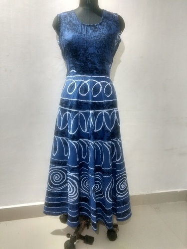 Jaipuri Midi Dress