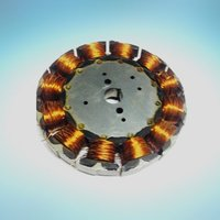12 Pole Stator With Winding